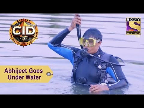 Your Favorite Character | Abhijeet Goes Under Water | CID