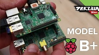 Raspberry Pi Model B+ Hands-On