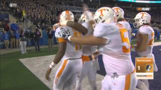 Tennessee vs. Kentucky Highlights (10.31.15)