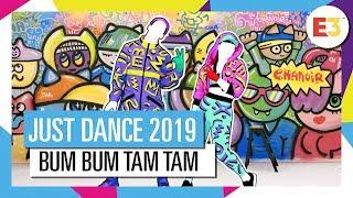 Baixar BUM BUM TAM TAM - MC FIOTI, FUTURE, J BALVIN, STEFFLON DON, JUAN MAGAN   JUST DANCE 2019 [OFFIZIELL]