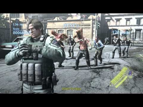Resident evil 6 PC - Leon BSAA