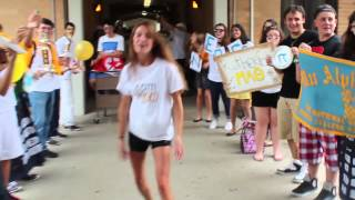 "Rutherford High School Lip Dub 2014 ""happy"""
