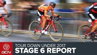 Tour Down Under 2017