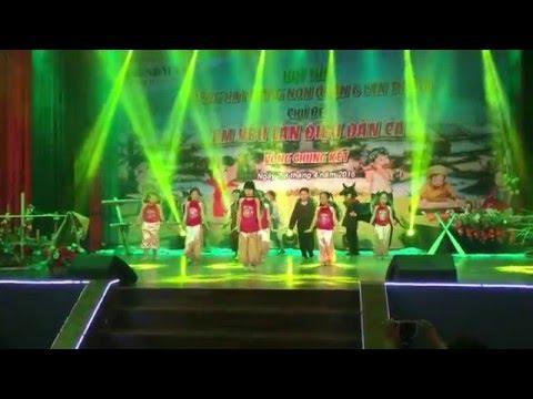 KHANH DOAN & PHUONG NHI - DAT TRAU RA DONG