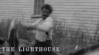 The Lighthouse (2019) | Seagull killing Scene - 1080p | Willem Dafoe, Robert Pattinson