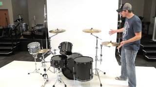 Ultra Adjust For Cymbal, Tom & Snare Placement | Brent's Hang