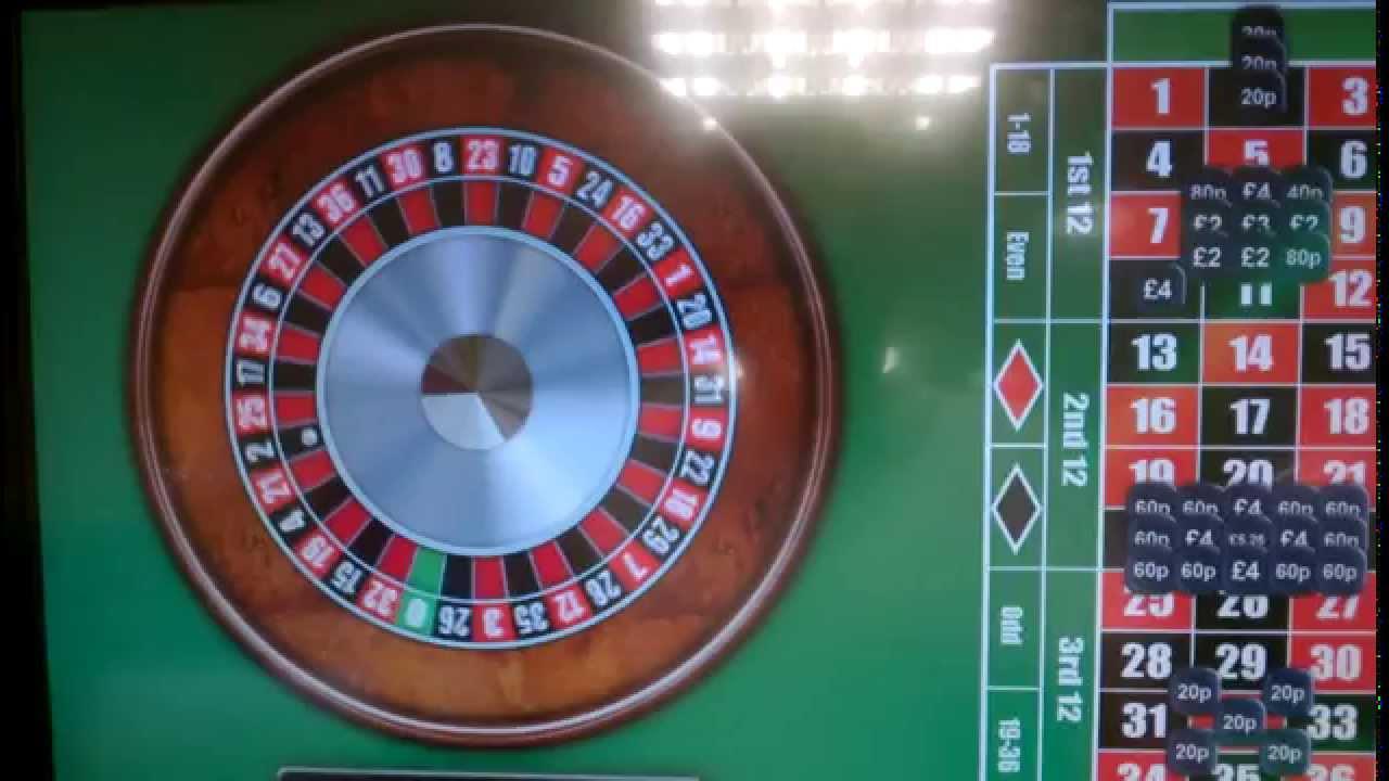 Roulette Demo William Hill