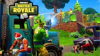 MISE À JOUR FORTNITE CHRISTMAS DE LA NOUVELLE ! - Fortnite Battle Royale Patch Notes 1.11