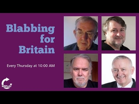 Blabbing for Britain Episode 52 with Jon and Steven