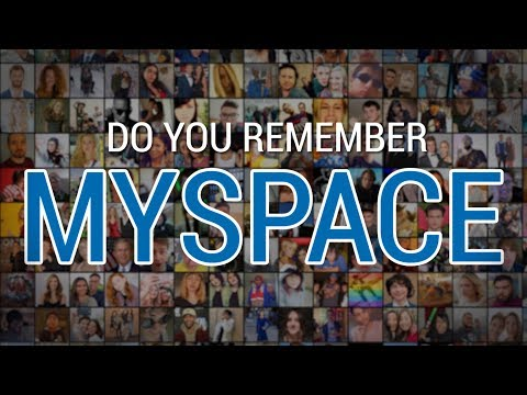 Do You Remember MYSPACE?