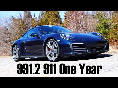 Porsche 911 991.2 one year ownership update