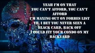 Brooke Candy Opulence Lyrics