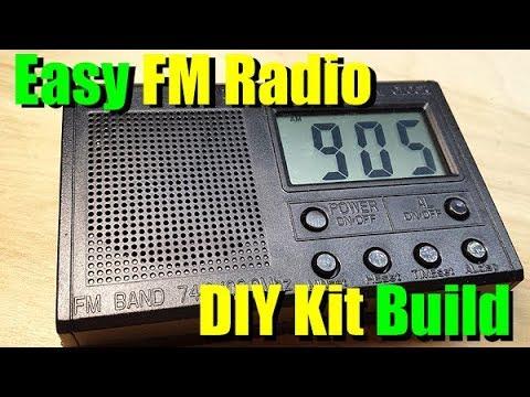 Geekcreit 3V FM Radio Kit from Banggood