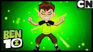 Dolambaç Bölüm 2 | Ben 10 Türkçe | çizgi film | Cartoon Network Türkiye