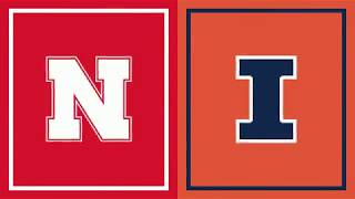 First Half Highlights: Illinois at Nebraska Big Ten Football