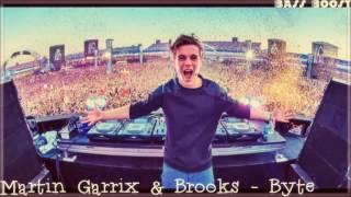 Martin Garrix & Brooks - Byte (Bass Boost)