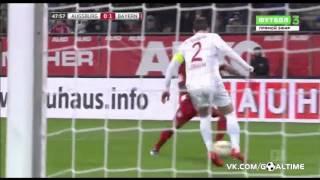 Аугсбург   Бавария 1׃3  Обзор матча  Германия  Бундеслига 2015⁄16  21 тур