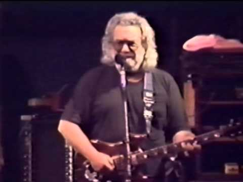 Ain't Give You None - Jerry Garcia Band - 11-9-1991 (Vers3) Hampton Coliseum, Hampton, Va. set1-02