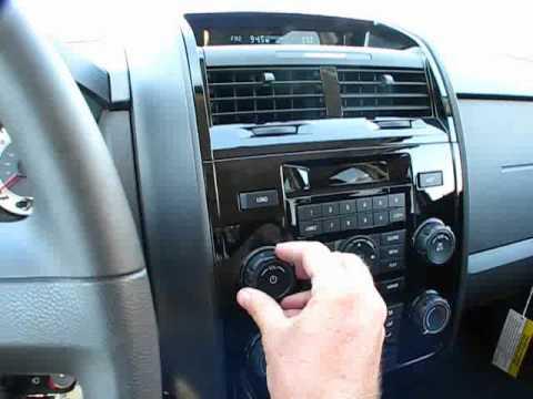 2011 Mazda Tribute i Touring Start Up, Exterior/ Interior Review