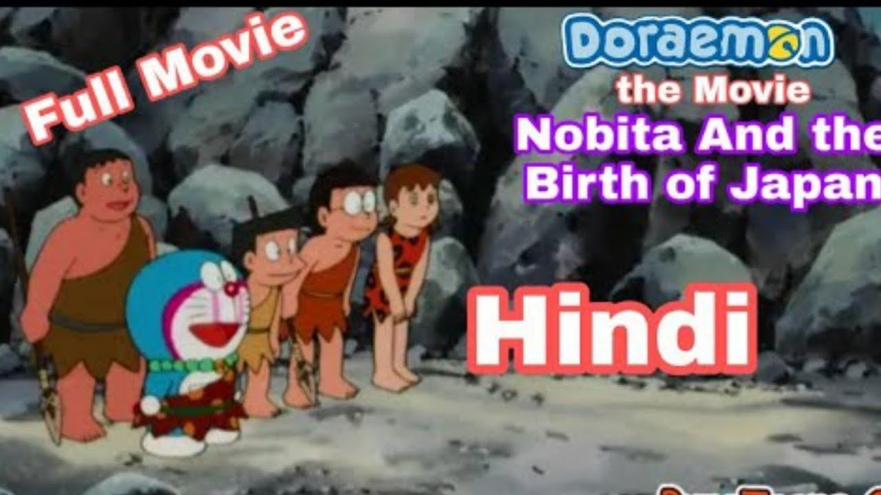 Download New Doraemon Movie Nobita And the Birth of Japan Full Movie in Hindi dubbed