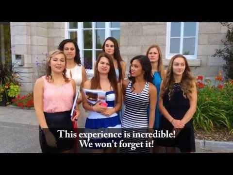 Collège Sainte Anne De La Pocatière - Auslandsjahr Quebec