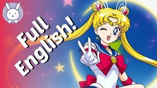 Moonlight Densetsu (English) - Sailor Moon Theme Song