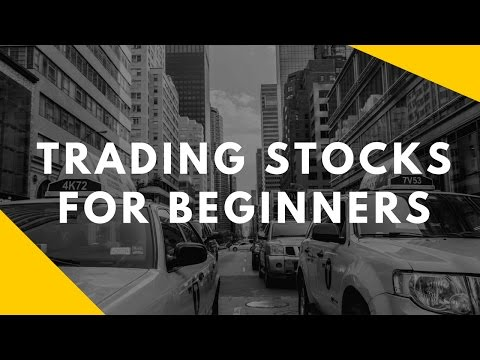 Trading Stocks for Beginners Online with Penny Stock Tips