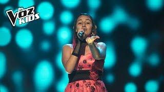 Niky García canta I Will Always Love You - Audiciones a ciegas   La Voz Kids Colombia 2018