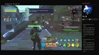 Fortnite RWD V-Bucks mission live