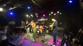 大阪大学 合同ライブ CROSS×BEAT Hommach 箕面軽音 Music Society パス...