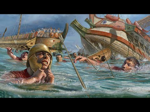 What Was It Like To Be In The Roman Navy?