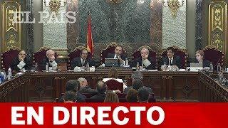 DIRECTO JUICIO DEL PROCÉS | NIETO, MILLÓ y TORRENT declaran como testigos