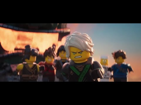 The LEGO NINJAGO Movie  I Got The Power! Clip HD