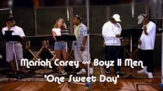 Mariah carey & Boyz II Men - One Sweet Day