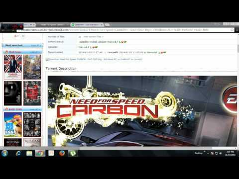 How To Download Need For Speed Carbon PC