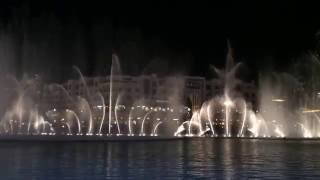 Dubai Fountain 2015 Elissa 3a bali habibi