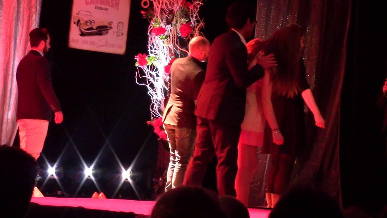 Souvent Spectacle d'hypnose - Election de Miss Villeurbanne - YouTube HK67