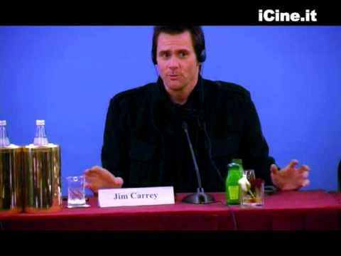 YES MAN - Jim Carrey Zooey Deschanel Peyton Reed PRESS CONFERENCE STAMPA 1 Roma PREMIERE Mp3