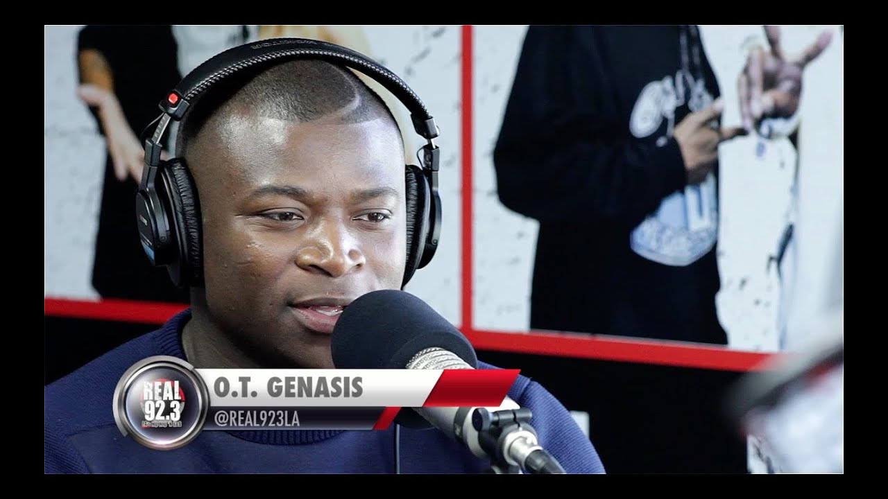 Download O.T. Genasis Performs CoCo and Freestyles LIVE!   BigBoyTV