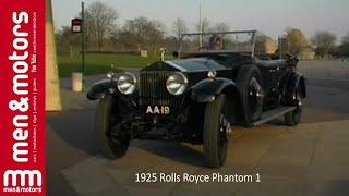 1925 Rolls Royce Phantom 1