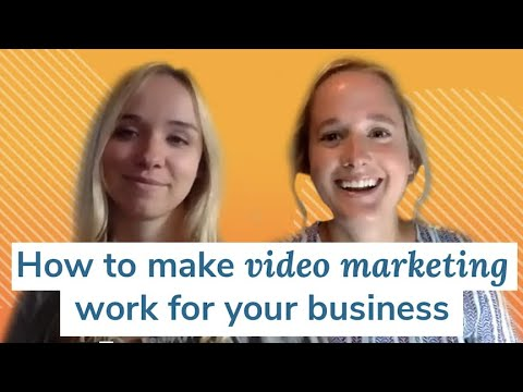 How to Make Video Marketing Work for Your Business   Monday Marketing Minute by Oneupweb