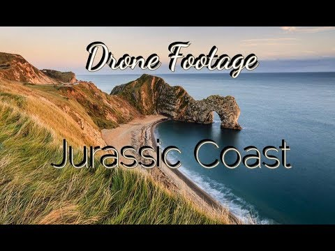 Amazing Drone Footage - The Jurassic Coast - Dorset By Hugo Healy