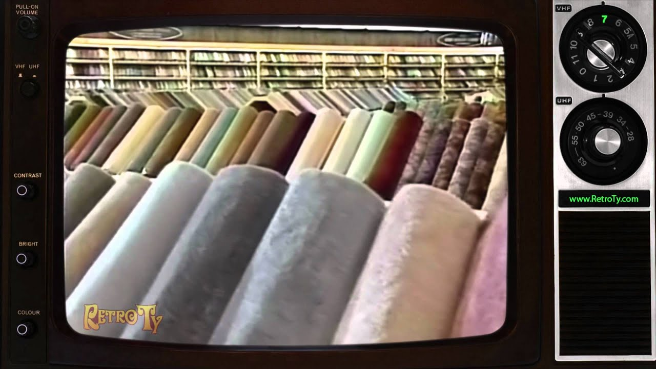 1988 New York Carpet World Everything S On