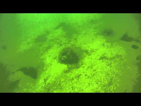 Westernport Berley Cam 2 March 2014, 5m Deep,  French Is North of Tankerton