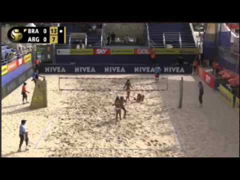 Juliana/Lima BRA-Zonta/Benet ARG-Fortaleza Open 2016-Pool D