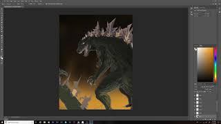 ANDRAWS : Godzilla