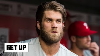 The Nationals wouldn't have won the World Series with Bryce Harper - Jessica Mendoza | Get Up