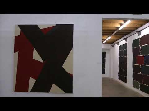 Exposition a cent mètres du centre du monde Perpignan 2018  La Collection à l'heure d'hiver