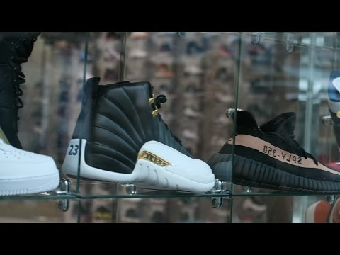 NEW BROOKLYN SNEAKER SHOP WITH SERIOUS HEAT!!!