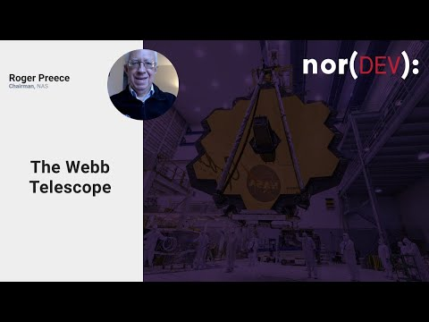 The Webb Telescope: We're about to see our Universe in a whole new light!
